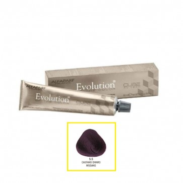 Alfaparf Evolution Of The Color 3 Cube EOC 5.35 Castano Chiaro Dorato Mogano 60 ml