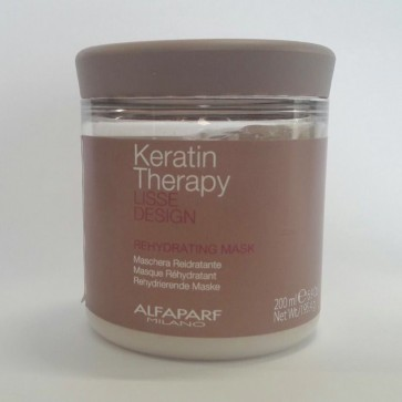 Alfaparf Keratin Therapy Lisse Design Rehydrating Mask 200ml
