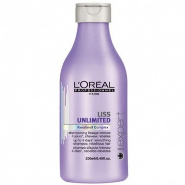 Liss Unlimited Shampoo 250 ml