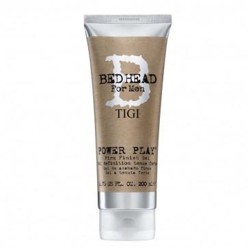 Tigi Bed Head Men Power Play Firm Finishing Gel 200 ml