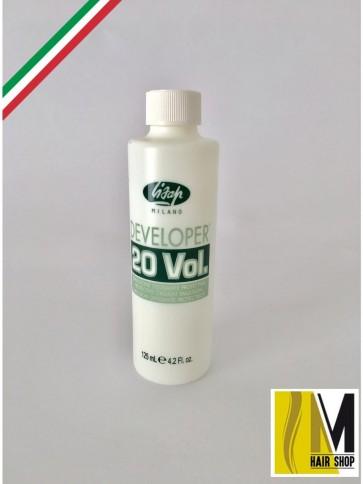 Lisap Emulsione Ossidante Protettiva Developer 20 Volumi  125 ml