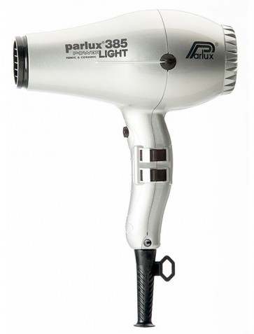 Parlux 385 Powerlight Argento