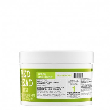 Tigi Bed Head Urban Antidotes Re-Energize Mask #1 200gr