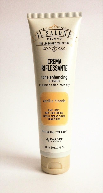 Alfaparf il salone milano crema riflessante vanilla blonde for Il salone milano