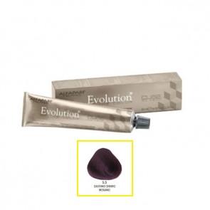 Alfaparf Evolution Of The Color 3 Cube EOC 5.35 Castano Chiaro Dorato Mogano 60 ml