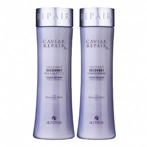 Alterna Caviar Instant Recovery Shampoo+Conditioner