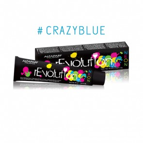 Alfaparf Revolution Neon Crazy Blue 90ml