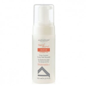 Alfaparf Semi di Lino Discipline Frizz Control Curly Hair Mousse 125ml