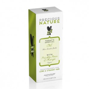 Alfaparf Precious Nature Oil Capelli Lunghi e Lisci 100ml