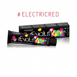 Alfaparf Revolution Neon Electric Red 90ml