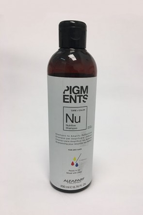 Alfaparf Pigments NU Nutritive Shampoo 200ml