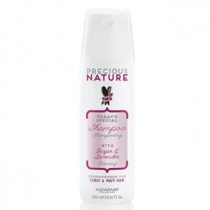 Alfaparf Precious Nature Shampoo Capelli Ricci e Mossi 250ml