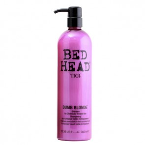 Tigi Bed Head Dumb Blonde Shampoo 750ml