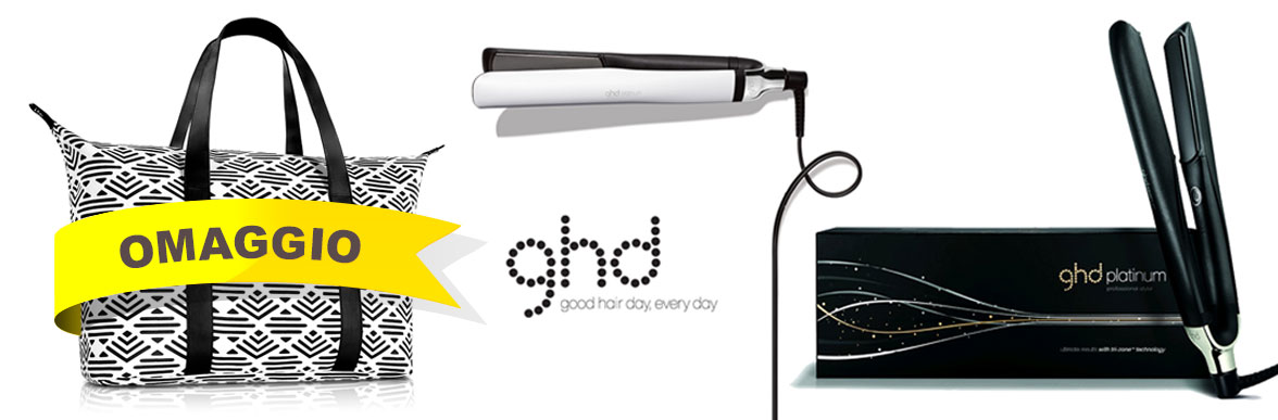 GHD promo estate